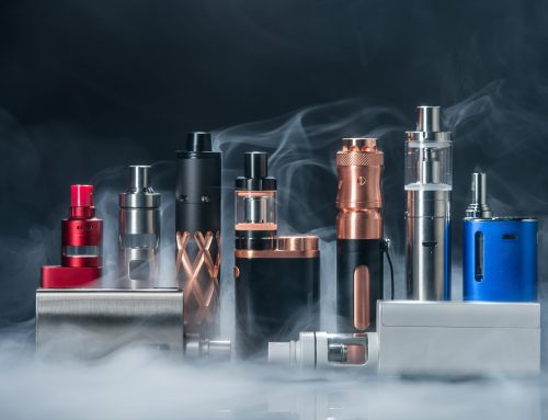 CHOOSING THE RIGHT E-LIQUID FOR YOU