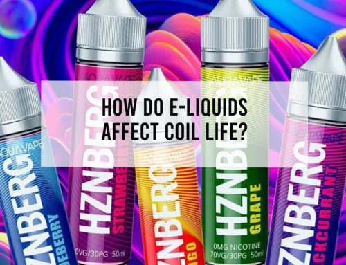 How Do E-Liquids Affect Coil Life?