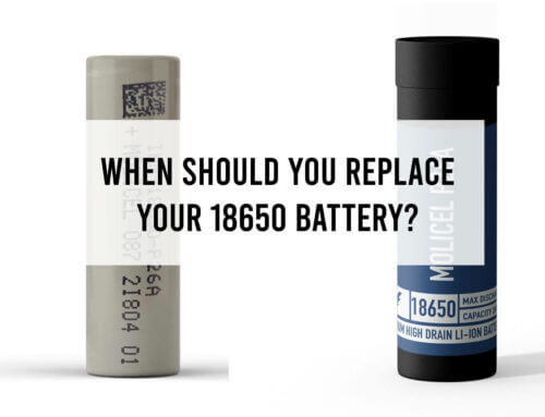 When Should You Replace Your 18650 Battery?
