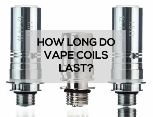 How Long Do Vape Coils Last?
