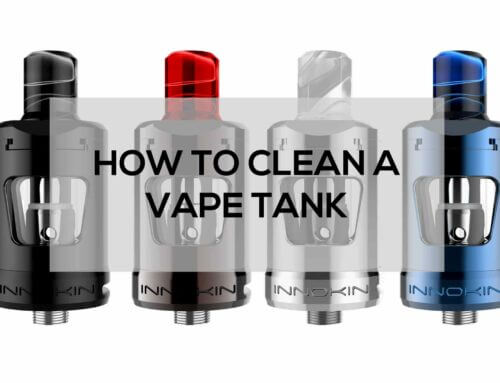 How to Clean a Vape Tank