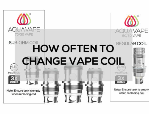How Often to Change Vape Coil