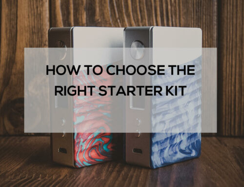 How to Choose The Right Starter Kit