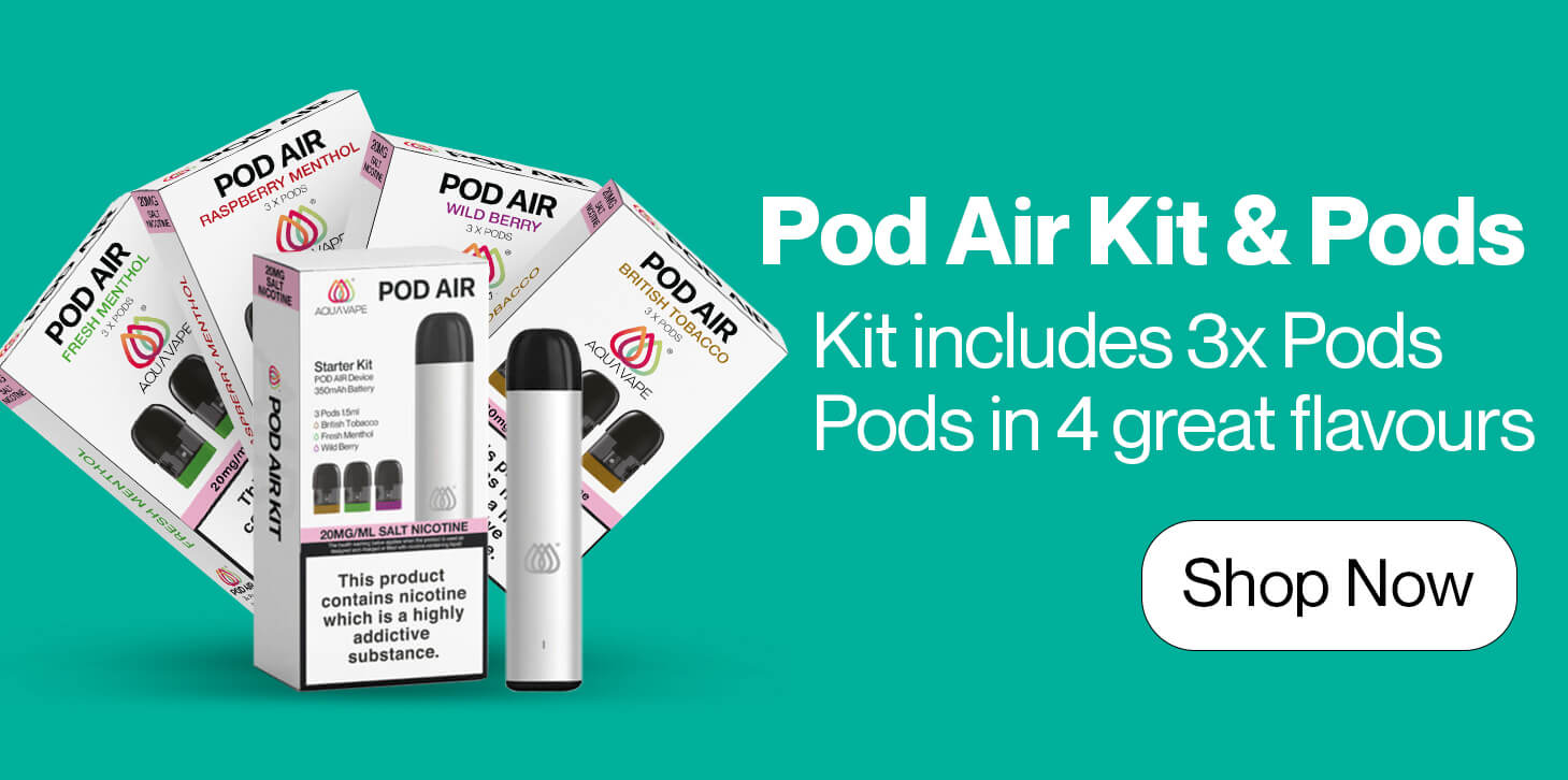 Pod AIR Kit & Pods